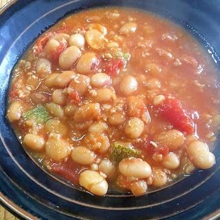 コロンビア風豆の煮込み