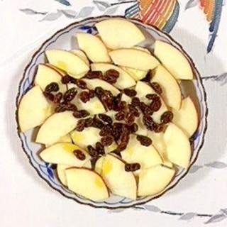 さつま芋とリンゴのサラダ
