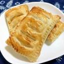 冷凍パイシートで作るお手軽アップルパイ