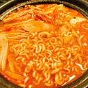 本格‼サリ麺で韓国プデチゲ