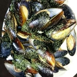 絶品!ムール貝のワイン蒸し