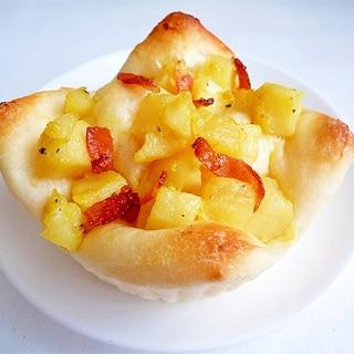 ベーコンポテトパン