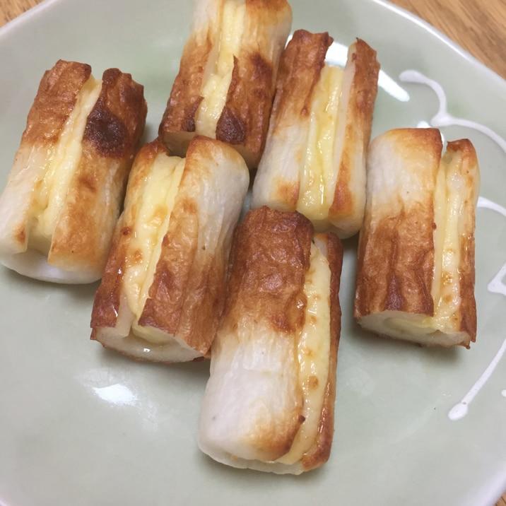 チーズ ちくわ