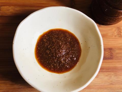 糖質オフの自家製焼肉のタレ