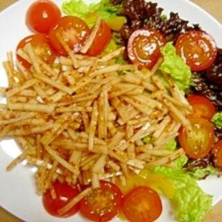 大根のチョレギサラダ