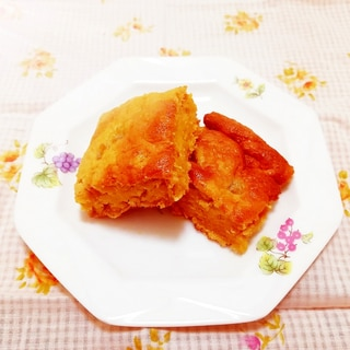 枇杷のヘルシーケーキ