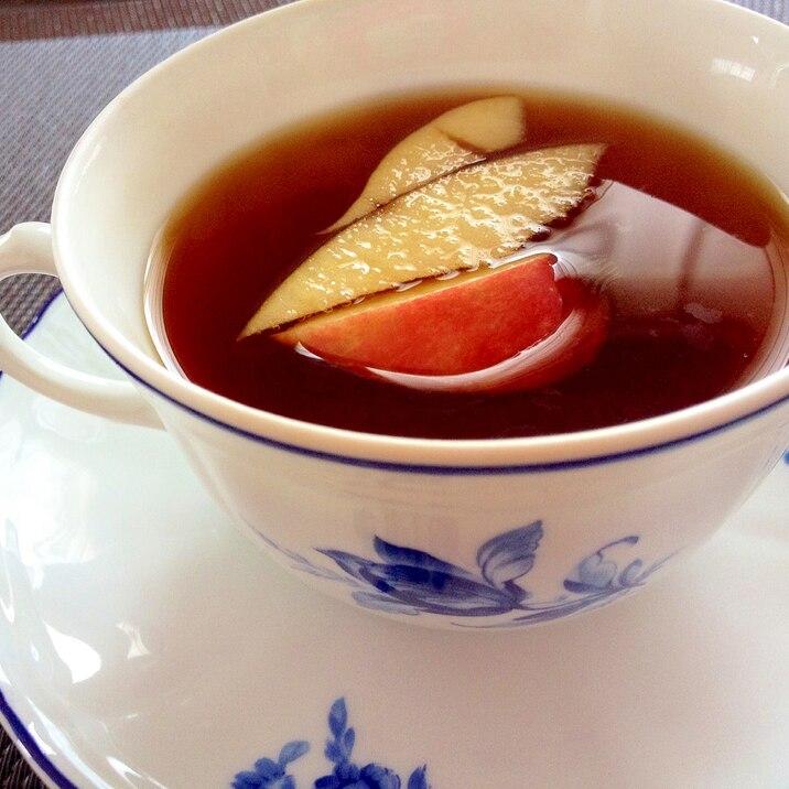 カルディレシピ☆「アップルシナモンティー」