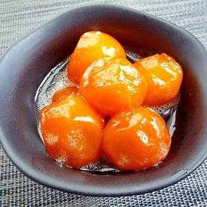 金柑のはちみつ甘露煮