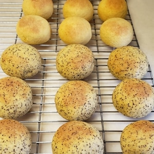 低糖質!ノンオイル!なのに美味しいおからパン!
