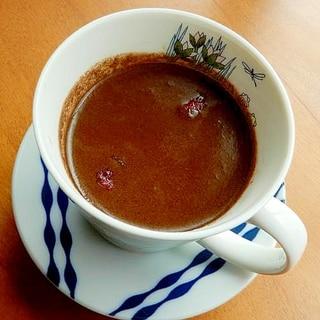 5分!インスタントエスプレッソで❤南国調コーヒー♪