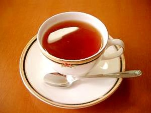 バニラの香り❁ダイエット中でも甘い紅茶を♡