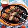 [ル・クルーゼ公式] 牛肉のケバブ