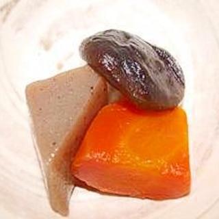 白だしで作る野菜の煮物
