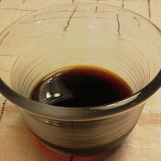 味つけの法則で☆基本の甘辛タレ