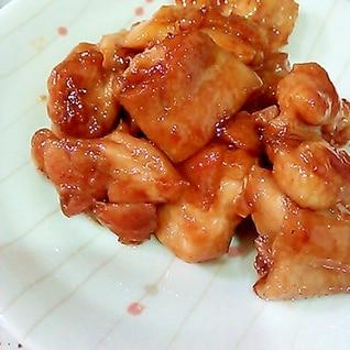 超簡単♪すき焼きのタレでてりやきチキン(*^^*)