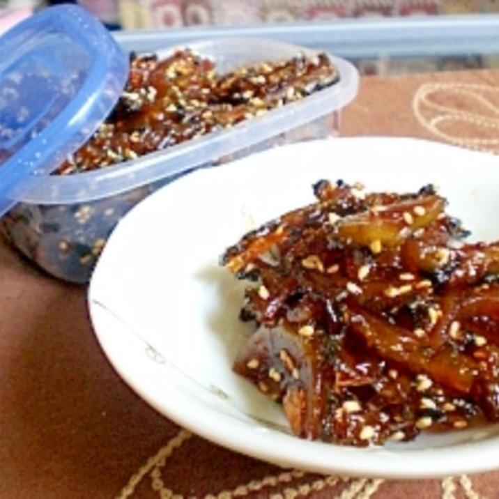 佃煮 レシピ ゴーヤ