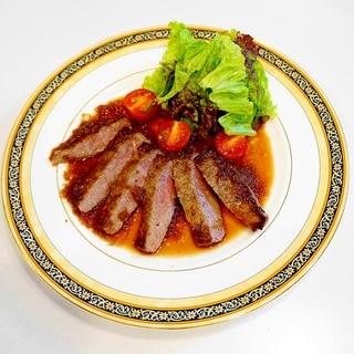 ご家庭でも美味しく出来る!牛ももステーキの焼き方