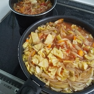 1週間で5キロ減らしたいダイエット 脂肪燃焼スープ