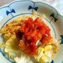 ミートボールのトマトソース煮込み