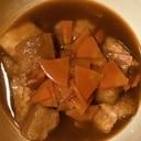母親の介護食・嚥下食に人参ビーフシチュー食パン粥