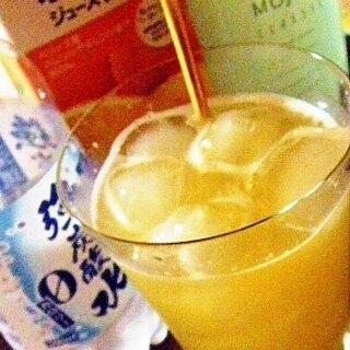 モヒート・オレンジソーダ