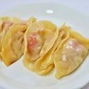 トマト&チーズ入りイタリアン風餃子