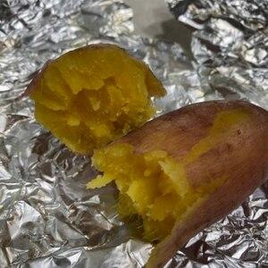 ホクホク焼き芋♪IH魚焼きグリルで簡単