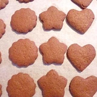 HMでココアクッキー