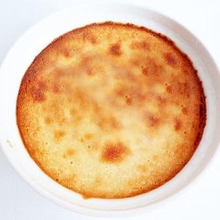 手作りカッテージのチーズケーキ