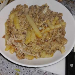 ロシアの家庭料理 スコブリャンカ