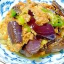 辛くない、レンジ活用、鶏そぼろで作る麻婆茄子