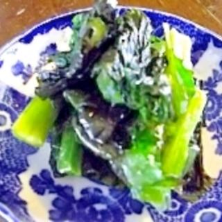 手作り☆高菜の漬物