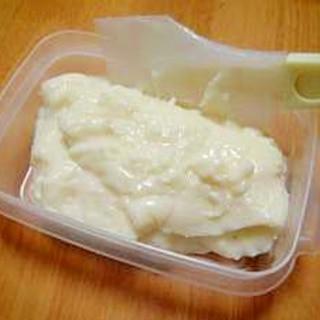パンのフィリングに♪ミルククリーム