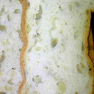 HBで作るゴロゴロさつま芋食パン