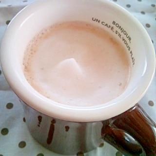 緑茶から作る!ほうじ茶ティーラテ