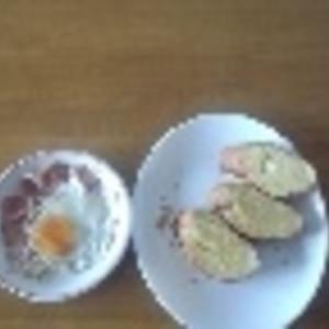 超簡単トースターでラスク