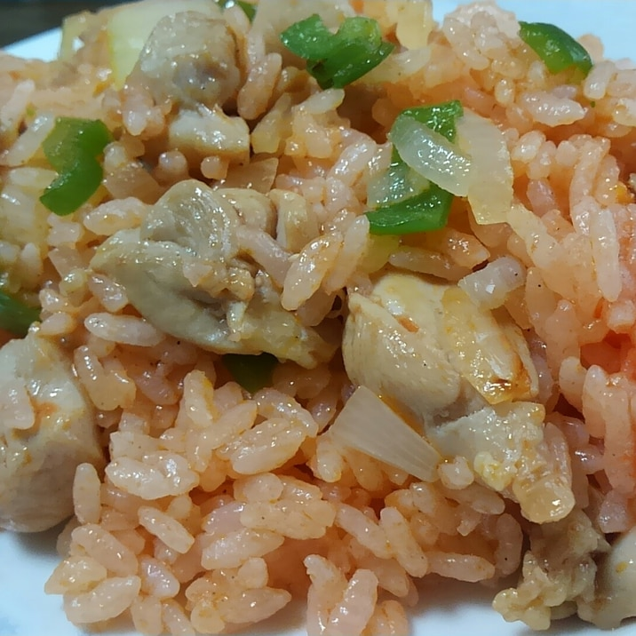 ライス レシピ チキン