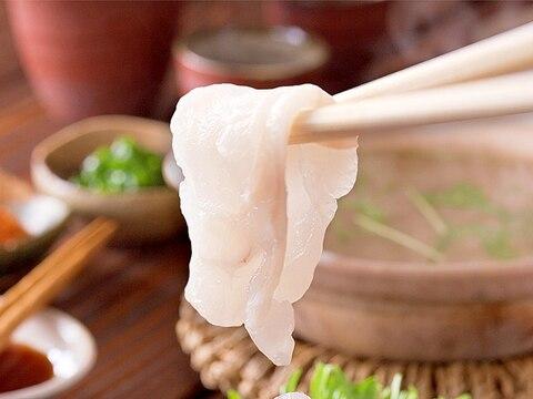 元祖!よか魚の絶品クエしゃぶ(よか魚ドットコム)