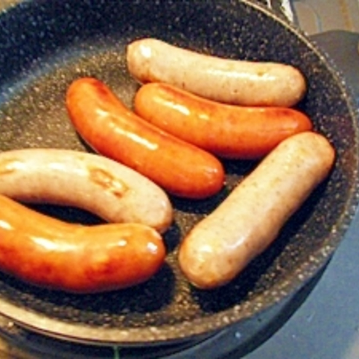 絶対美味しいウインナーの焼き方! レシピ・作り方 by YUMMO|楽天レシピ