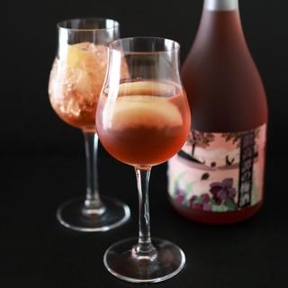 光に透けてキラキラおしゃれ☆大人の梅酒ゼリー