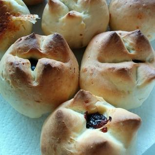 簡単ふわふわパン