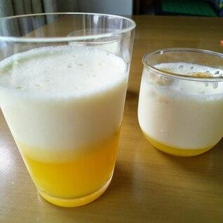 簡単美味しい!オレンジのムース