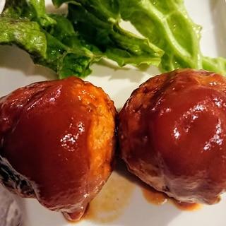 コストコ豚ひき肉で美味しいハンバーグ!