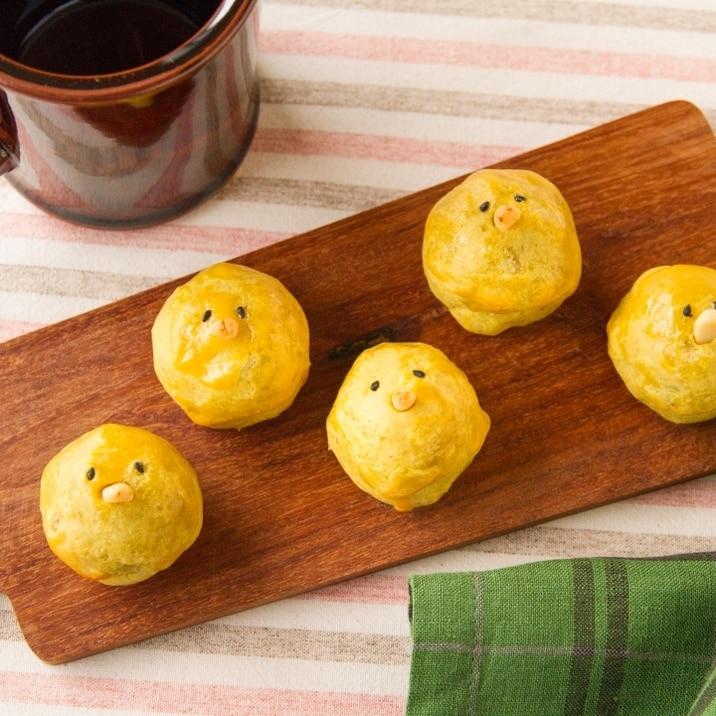スイートポテト Sweet potato cake