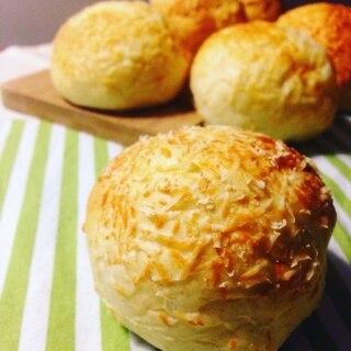 フワフワ☆パルミジャーノチーズのブレッド☆