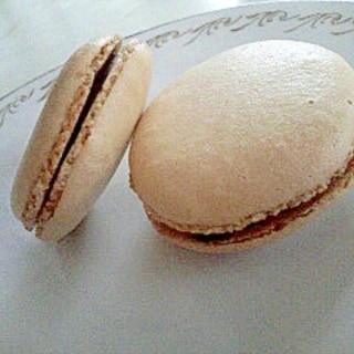 マカロン パリジャン チョコレートクリーム2種