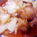 こってりおいしく、御飯がすすむ!白菜と豚肉の酢豚風