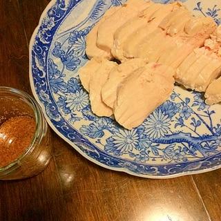 作り置きに☆胸肉を柔らかく(15)ボイルチキン