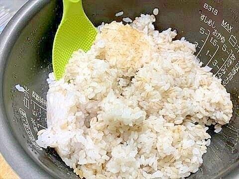 もっと簡単もっとおいしく炊けたよ3割もち麦ごはん!