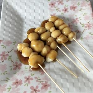 【栄養士おすすめ】絹ごし豆腐入り!みたらし団子